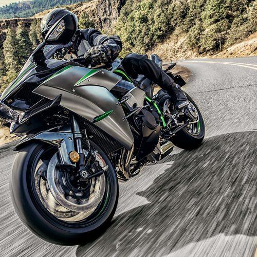 2021 Kawasaki Ninja H2 Carbon Gallery Image 2