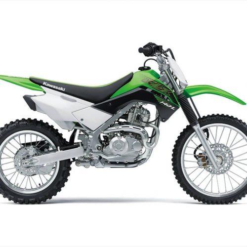 2020 Kawasaki KLX 140L Gallery Image 4