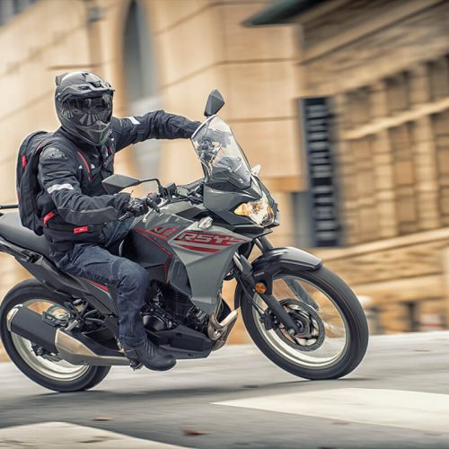 2021 Kawasaki VERSYS -X 300 ABS Gallery Image 3