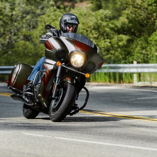 2021 Kawasaki VULCAN 1700 VAQUERO® ABS Gallery Image 3