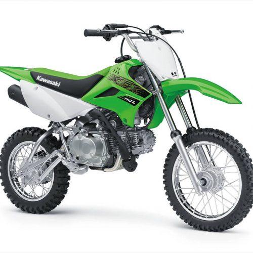2020 Kawasaki KLX 110L Gallery Image 3