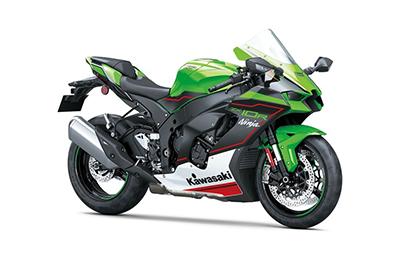 2021 Kawasaki Ninja ZX -10R ABS KRT Edition