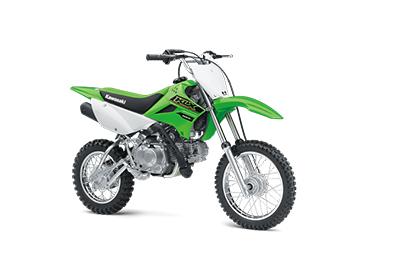 2021 Kawasaki KLX 110R L