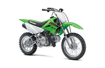 2021 Kawasaki KLX 110R