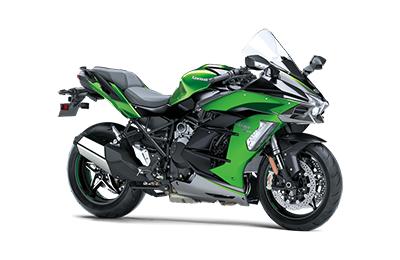 2021 Kawasaki Ninja H2 SX SE Plus