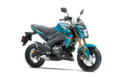 2021 Kawasaki Z125 PRO
