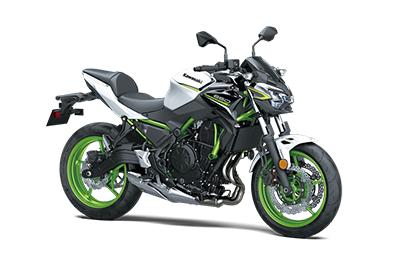 2021 Kawasaki Z650 ABS