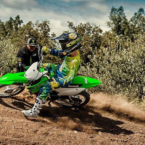2020 Kawasaki KLX 110 Gallery Image 3