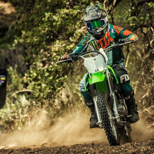 2019 Kawasaki KLX 140 Gallery Image 2