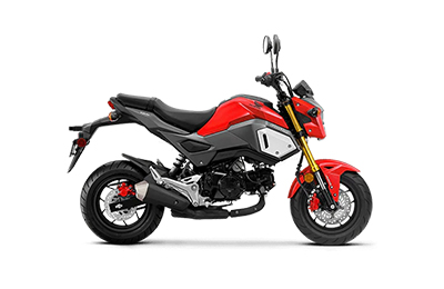 2020 Honda Grom ABS