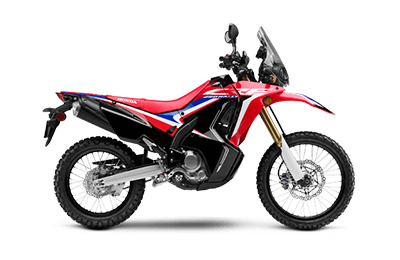 2019 Honda CRF250L Rally ABS