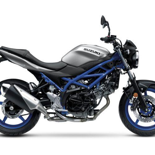 2020 Suzuki SV650 Gallery Image 1