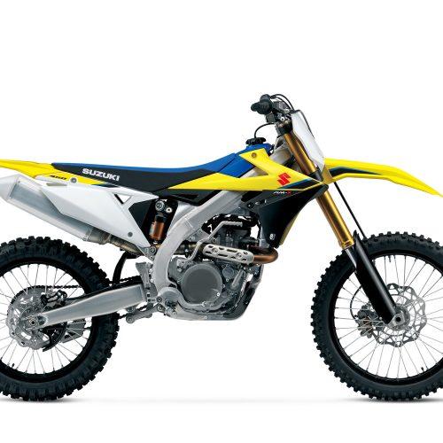 2020 Suzuki RM-Z450 Gallery Image 1
