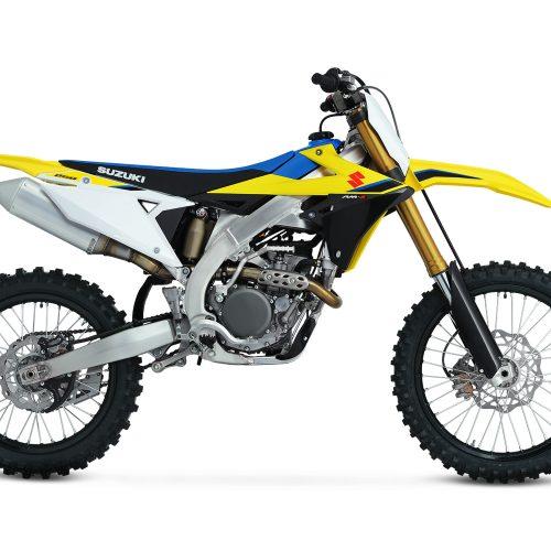 2020 Suzuki RM-Z250 Gallery Image 1