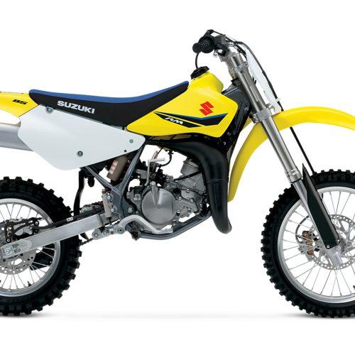 2020 Suzuki RM85 Gallery Image 1