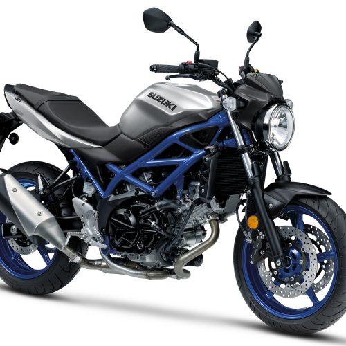 2020 Suzuki SV650 Gallery Image 2