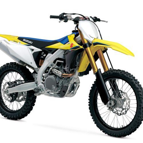 2020 Suzuki RM-Z450 Gallery Image 2
