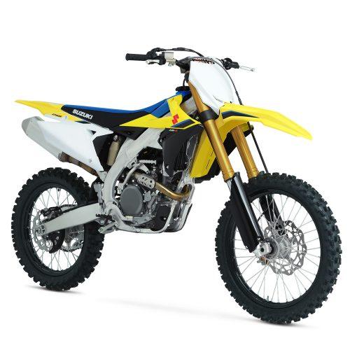 2020 Suzuki RM-Z250 Gallery Image 2