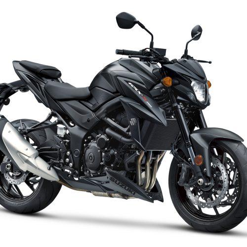 2020 Suzuki GSX-S750 Gallery Image 3