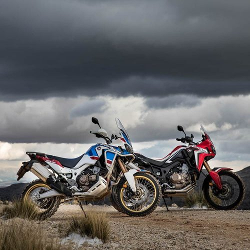 2019  Honda Africa Twin DCT Gallery Image 1