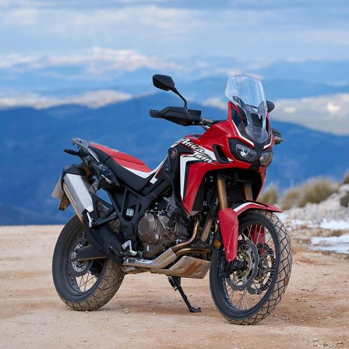 2019  Honda Africa Twin DCT Gallery Image 2