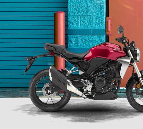 2019 Honda CB300R Gallery Image 4