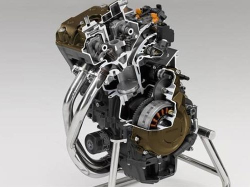 2019 Honda CB500F Gallery Image 4