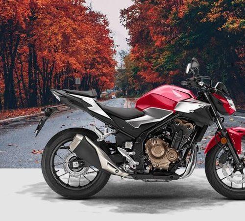 2019 Honda CB500F Gallery Image 2