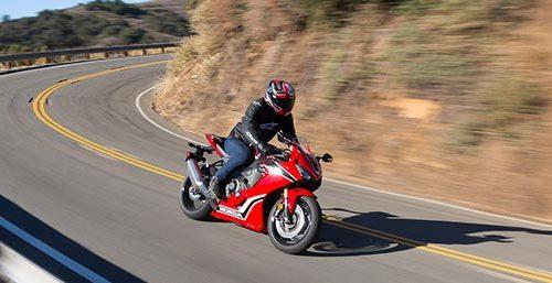 2019 Honda CBR1000RR Gallery Image 2