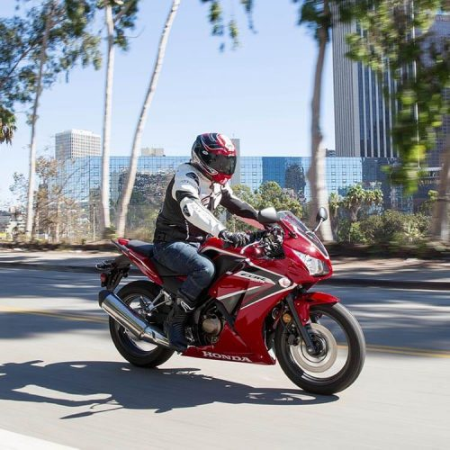 2019  Honda CBR300R ABS Gallery Image 1