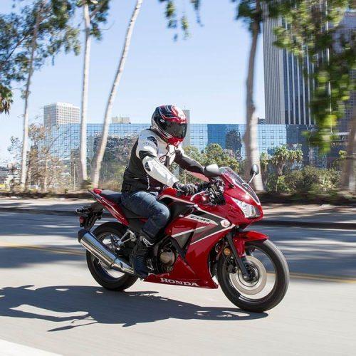 2019  Honda CBR300R Gallery Image 1