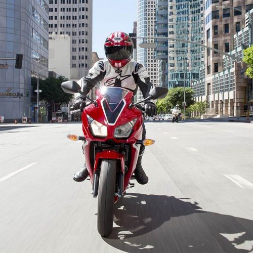 2019  Honda CBR300R Gallery Image 2