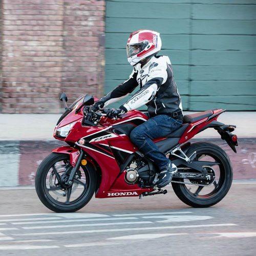 2019  Honda CBR300R Gallery Image 4