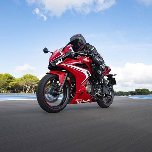 2019 Honda CBR500R Gallery Image 1