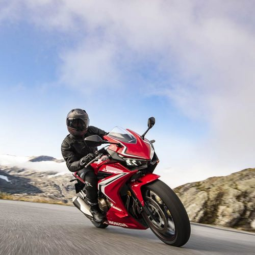 2019 Honda CBR500R Gallery Image 3