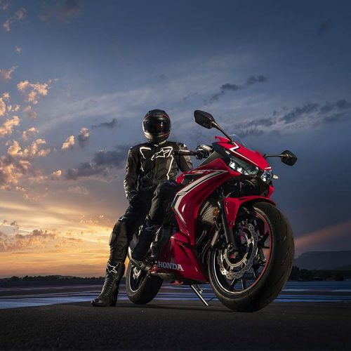 2019 Honda CBR500R Gallery Image 4