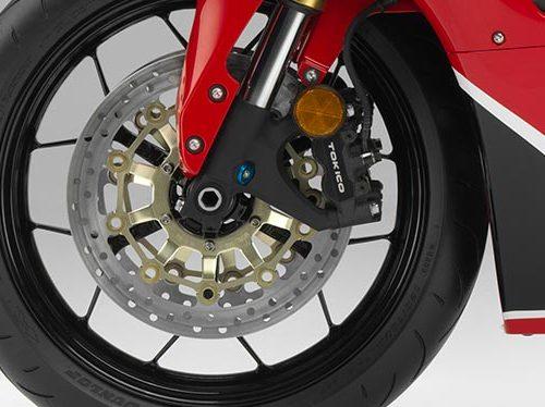 2019 Honda CBR600RR Gallery Image 4
