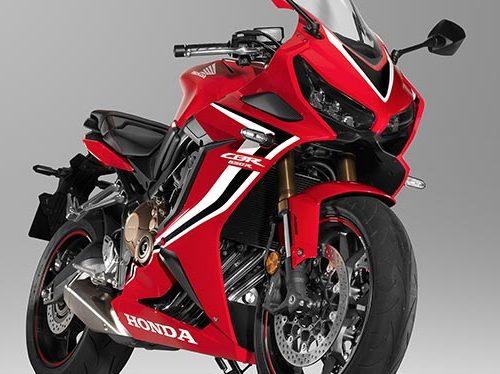 2019 Honda CBR650R ABS Gallery Image 4