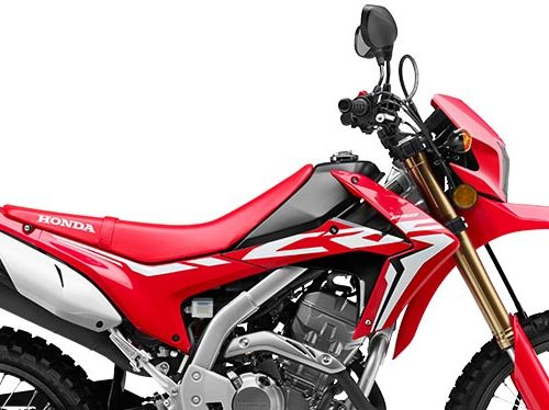 2019 Honda CRF250L Rally Gallery Image 3