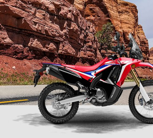 2019 Honda CRF250L Rally Gallery Image 2