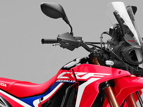 2019 Honda CRF250L Rally Gallery Image 4