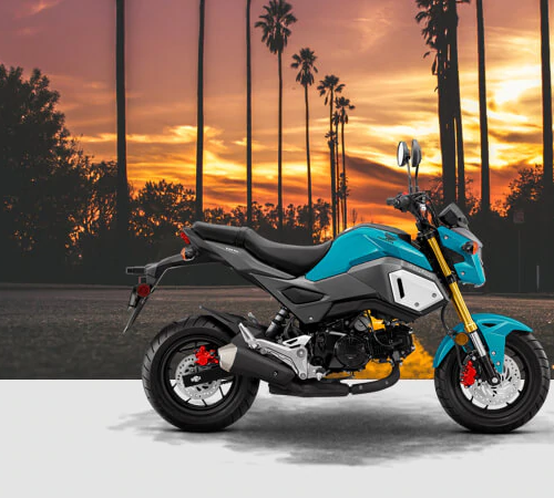 2019 Honda Grom ABS Gallery Image 2