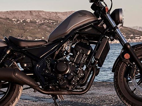 2019  Honda Rebel 300 ABS Gallery Image 1