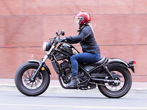 2019  Honda Rebel 300 ABS Gallery Image 3