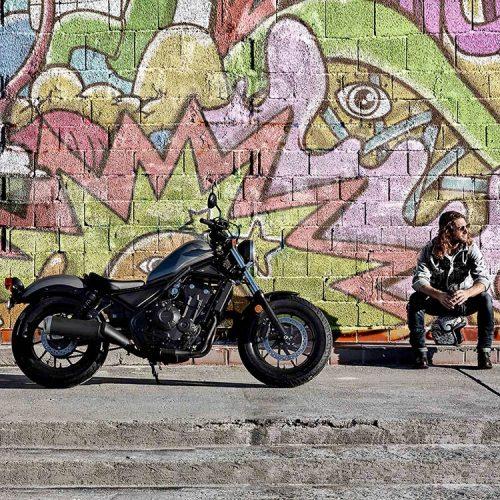 2019 Honda Rebel 500 ABS Gallery Image 3
