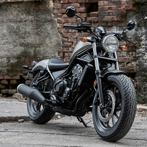2019 Honda Rebel 500 Gallery Image 3