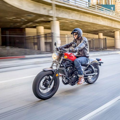 2019 Honda Rebel 500 Gallery Image 4