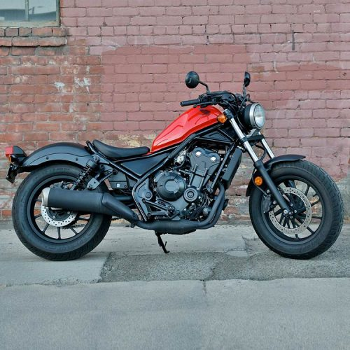 2019 Honda Rebel 500 Gallery Image 1