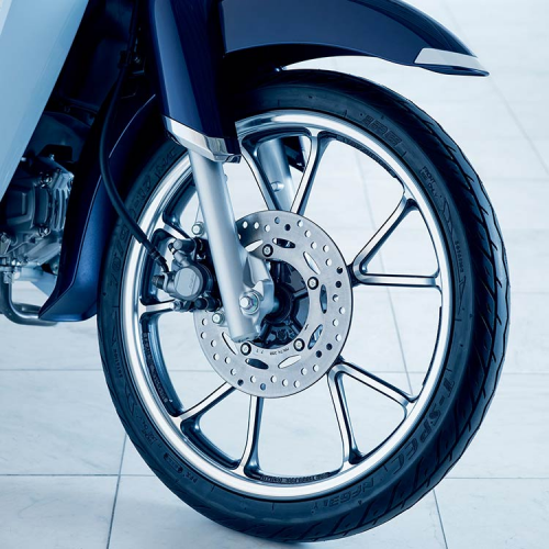2019 Honda Super Cub C125 Gallery Image 1