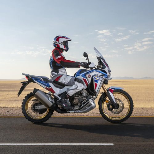 2020 Honda Africa Twin Adventure Sports ES Gallery Image 3